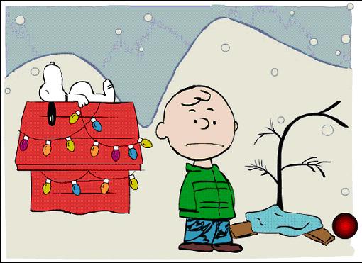 Charlie Brown: December 8
